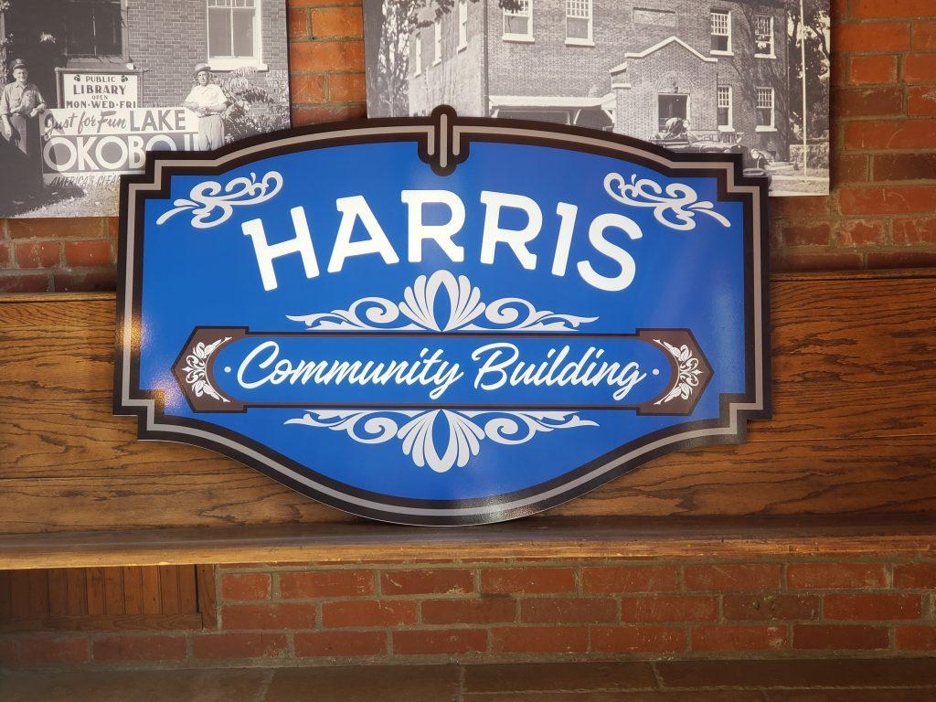 City of Harris Community Building